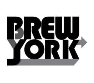 Brew York logo